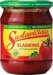 Klasikinis SUSLAVIČIAUS pomidorų padažas