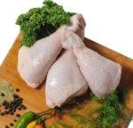 Šaldytos viščiukų broilerių blauzdelės