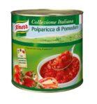 Konservuoti nulupti supjaustyti pomidorai savo sultyse KNORR