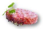 Šaldytas brandintos jautienos maltinis mėsainiams (100%)