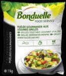 Grilintų daržovių mišinys BONDUELLE