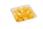 Šaldyti ananasų kubeliai