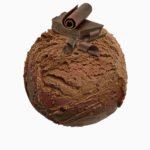 Šokoladiniai valgomieji ledai SCHOLLER