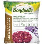 Daržovių mišinys su raudonaisiais kopūstais ir obuoliais BONDUELLE